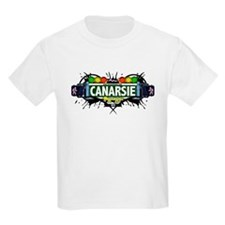 Canarsie (White) T-Shirt