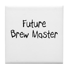 Future Brew Master Tile Coaster