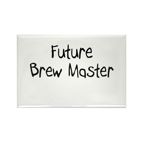 Future Brew Master Rectangle Magnet (10 pack)