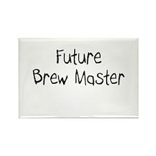 Future Brew Master Rectangle Magnet