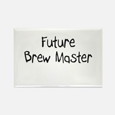 Future Brew Master Rectangle Magnet