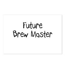 Future Brew Master Postcards (Package of 8)