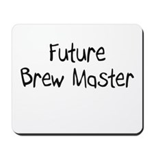 Future Brew Master Mousepad