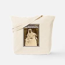 Harriet Tubman Inspires Dreamers Tote Bag