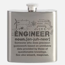 Engineer Funny Definition Flask