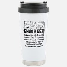 Engineer Funny Definiti Stainless Steel Travel Mug