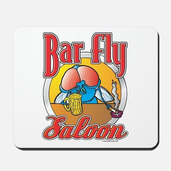 Bar Fly Saloon Mousepad