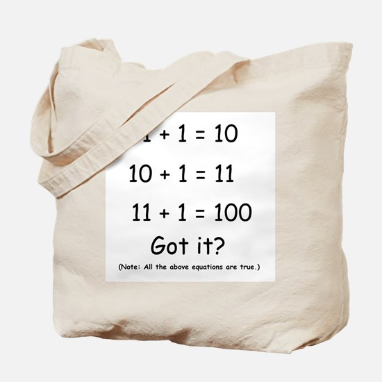 2-Got it Tote Bag