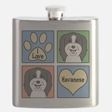 Funny Love is cartoons Flask