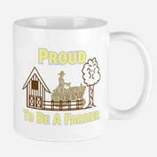 Proud To Be A Farmer Mugs