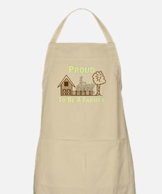 Proud To Be A Farmer Apron