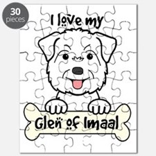Cool Glen of imaal terrier Puzzle