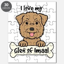 Unique Glen of imaal terrier Puzzle