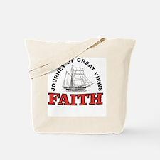 Cute Great mantra Tote Bag