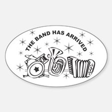 The Band Decal