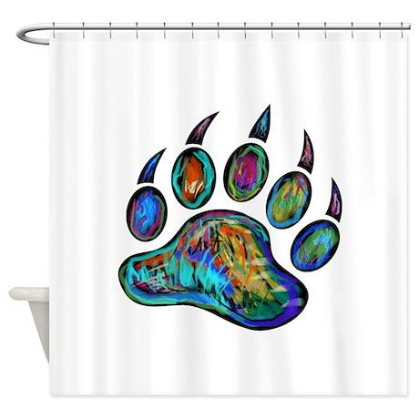 TRACKS Shower Curtain By ARTWORKBYSHIRLEYANN333