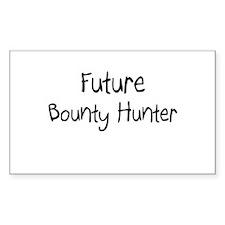 Future Bounty Hunter Rectangle Decal