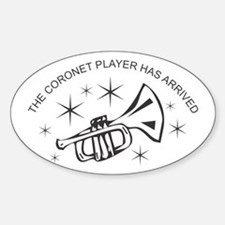 Coronet Player Decal