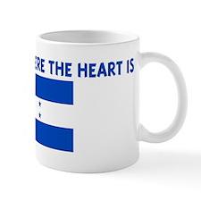 HONDURAS IS WHERE THE HEART I Mug
