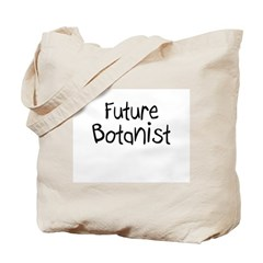 Future Botanist Tote Bag