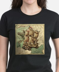 Ancient Map Tee