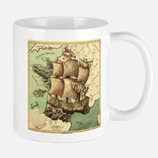 Ancient Map Mug