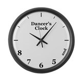 Dance teacher Giant Clocks
