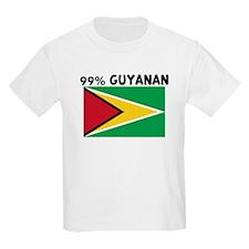 99 PERCENT GUYANAN T-Shirt