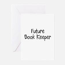 Future Book Keeper Greeting Cards (Pk of 10)