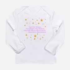 let her sleep Long Sleeve T-Shirt