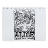 Alice in wonderland Calendars