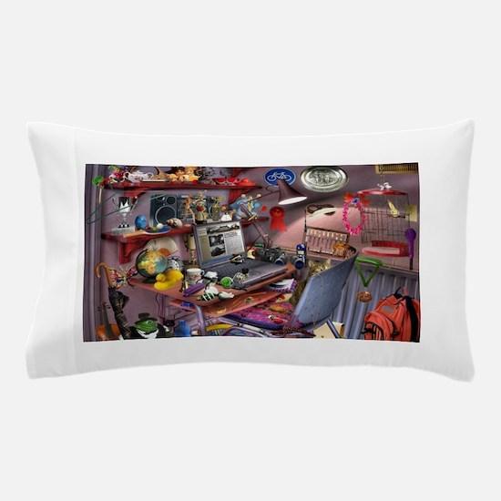 Seek & Find Graffiti Pillow Case