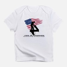 Funny Ironworkers Infant T-Shirt