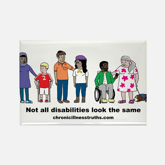 Not all disabilities... Magnets
