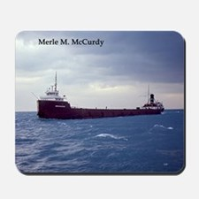Merl M. Mccurdy Mousepad