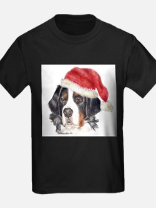 Christmas Bernese mountain do T-Shirt