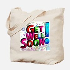 Unique Get well Tote Bag
