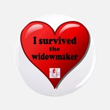 """I Survived the Widowmaker 3.5"""" Button (100 pack)"""