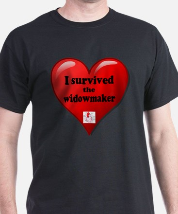 I Survived the Widowmaker T-Shirt