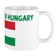 THANK GOD FOR HUNGARY Mug