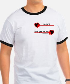 I love My Library T