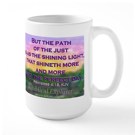 Biblical Explorer - Large Mug