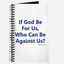 If God Be For Us Journal