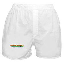 Damien Gay Pride (#004) Boxer Shorts