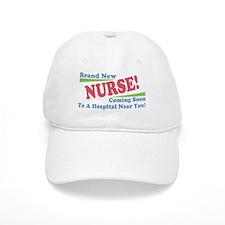 Brand New Nurse Student Baseball Cap