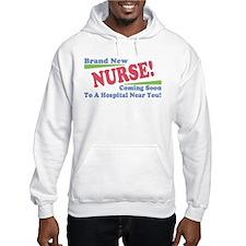 Brand New Nurse Student Hoodie