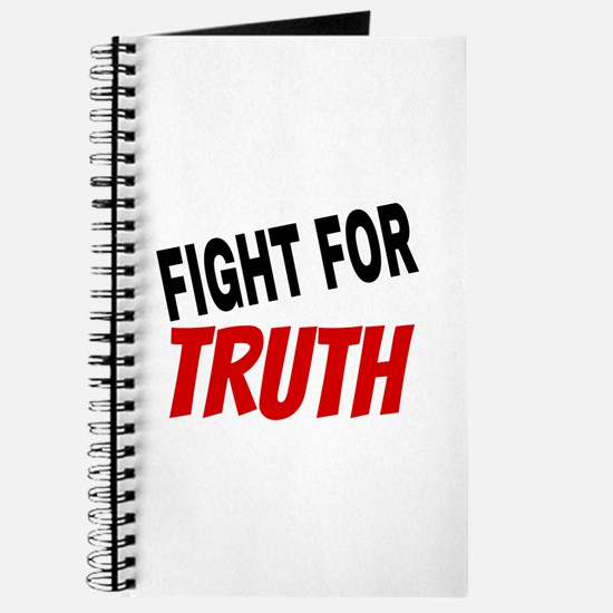 Fight For Truth Journal