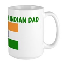 PROUD TO BE AN INDIAN DAD Mug