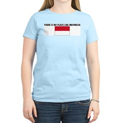 THERE IS NO PLACE LIKE INDONE T-Shirt