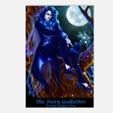 The Fairy Godfather Postcards (Package of 8)